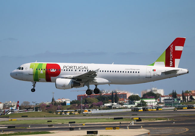 "A 320-214  "" CS-TNL "" TAP-Air Portugal -2"