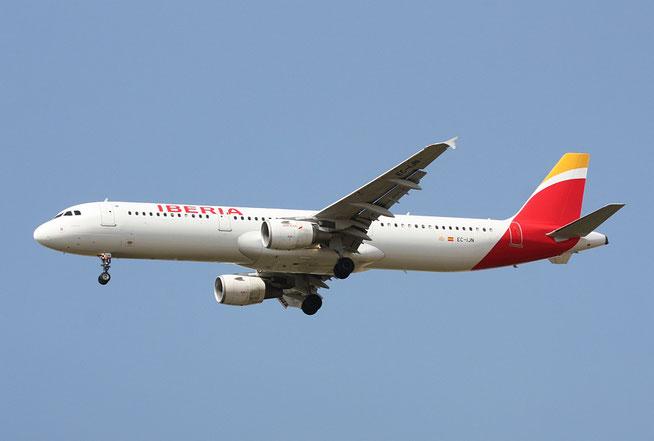 """A 321-211 """" EC-IJN """"  Iberia -3"""
