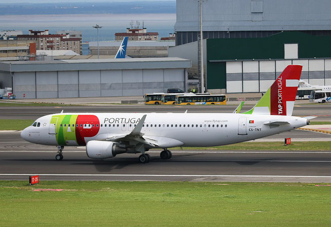 "A 320-214/W  "" CS-TNT "" TAP-Air Portugal -1"