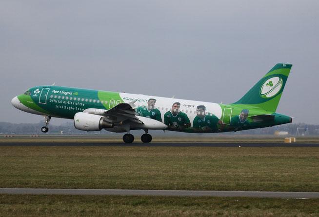 "A 320-214 "" EI-DEO ""  Aer Lingus -2"