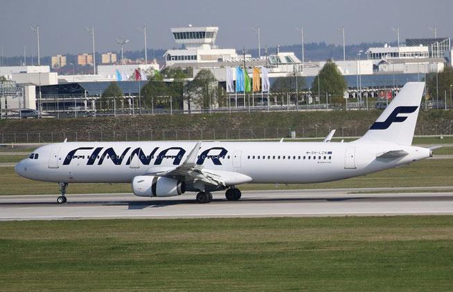 """A 321-231/WL  """" OH-LZN """"  Finnair -2"""