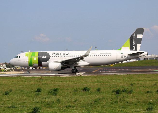 """A 320-214(WL)  """" CS-TMW """" TAP-Air Portugal -4"""