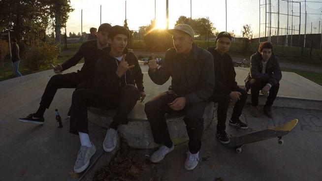 Skate à Rennes, Pacé.