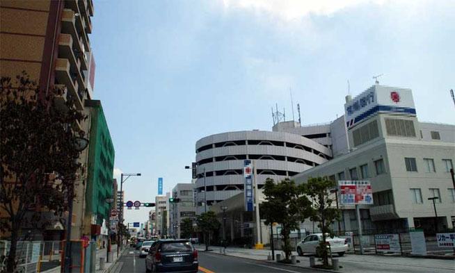JR小山駅周辺