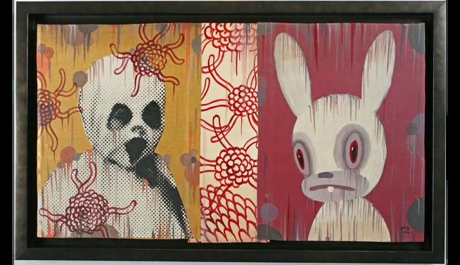 「Bunny 2 (In Memoriam)」(2011年)