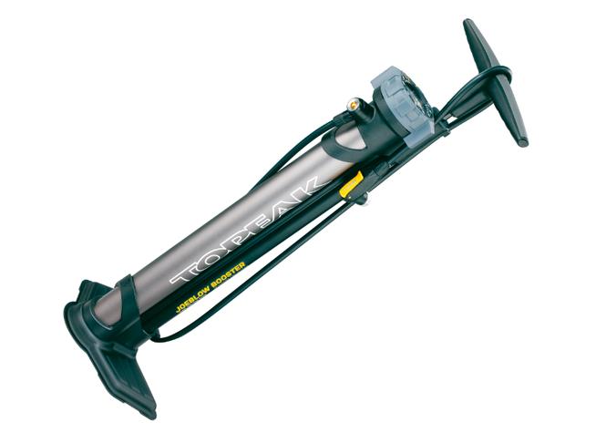 Die Joe Blow Booster wurde mit ihrer Kompressorfunktion speziell für Tubeless-Reifen konstruiert.