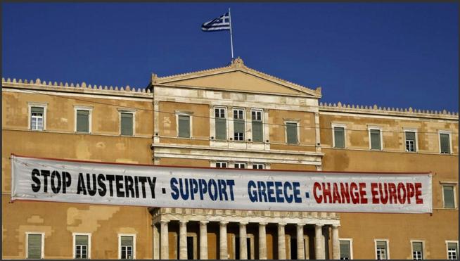 Immagine: Referendum in Grecia, culla della democrazia 2015