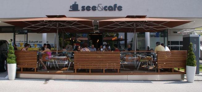 Seecafe Seewalchen am Attersee