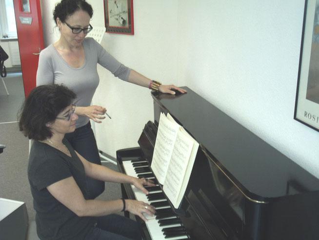 Klavier Privat Lektionen
