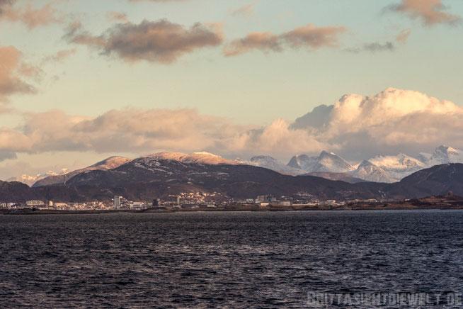 Bodø,Hurtigruten,Ms,Midnatsol,Postschiff,Kreuzfahrt,Tipps,Winter,November
