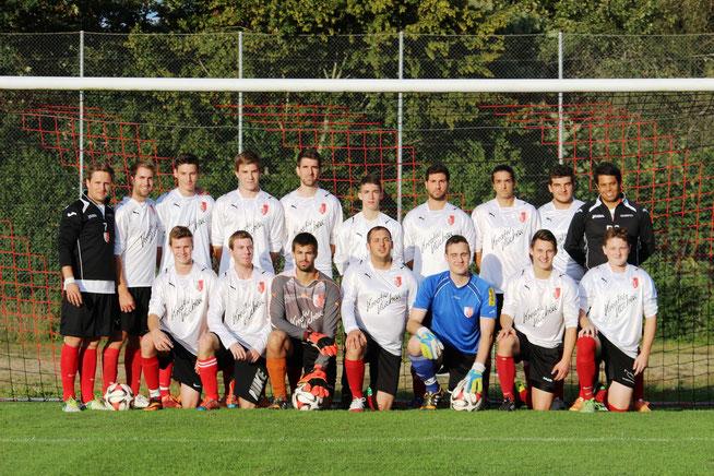 2. Mannschaft Saison 2014/15 5.Liga