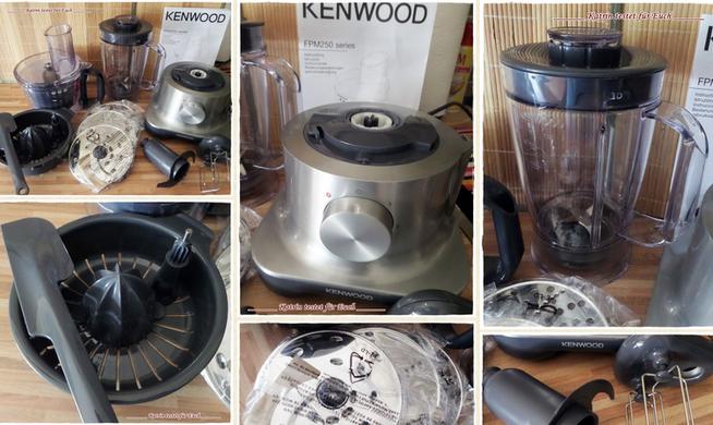 Kenwood Küchenmaschine  - gekauft - getestet - bewertet