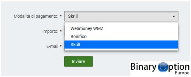 prelievo iqoption broker sicuro opzioni binarie