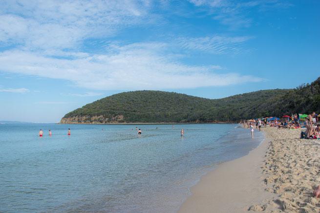 Vacanze al mare in Maremma - Cala Violina