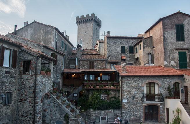 Vacanze in Maremma - Capalbio