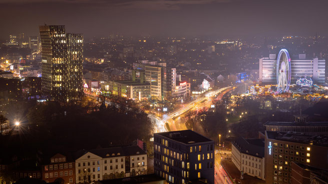 Langzeitbelichtung| St. Pauli | Hamburg 2016