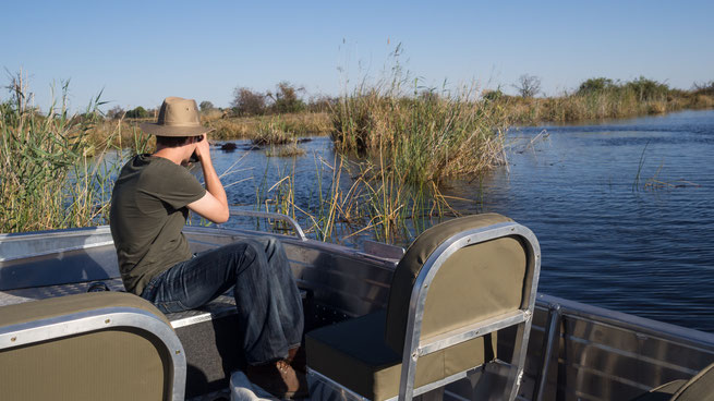 hippo pools | kwando | mazambala island lodge | caprivi strip | namibia