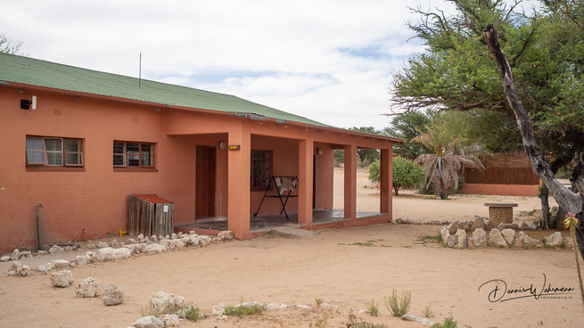 kgalagadi transfrontier park nossob shop