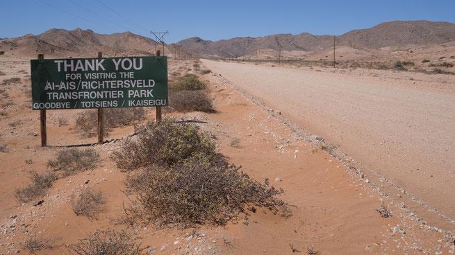 sendleringsdrift | richtersfeld transfrontier park | südafrika