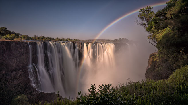 victoria falls | simbabwe