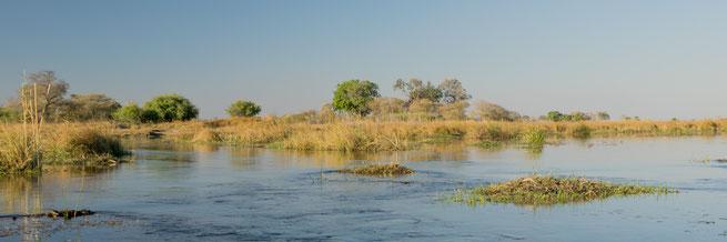 kwando | mazambala island lodge | caprivi strip | namibia