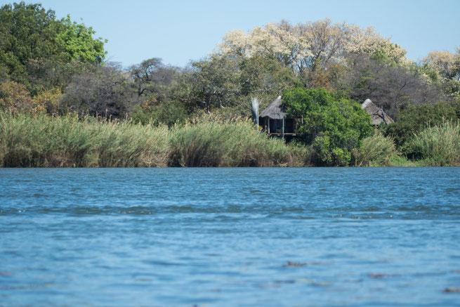 baumhaus | ngepi camp | caprivi strip | kavango | namibia