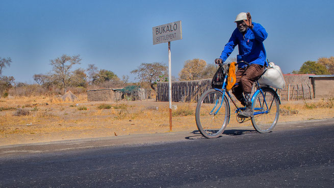 begegnung | caprivi strip | namibia