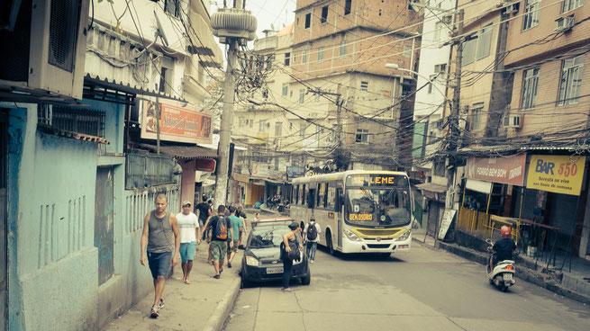 favela rocinha | rio de janeiro | brasil 2017