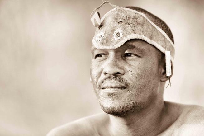 faces of botswana