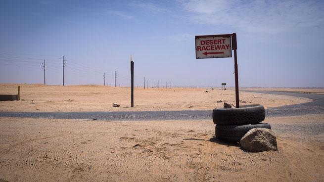 Desert Raceway Namib Wüste Namibia