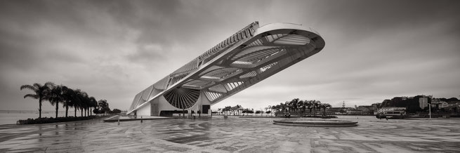 longexposure langezeitbelichtung rio de janeiro brasilien museum of tomorrow