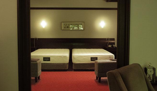 万平ホテル / マニフレックス