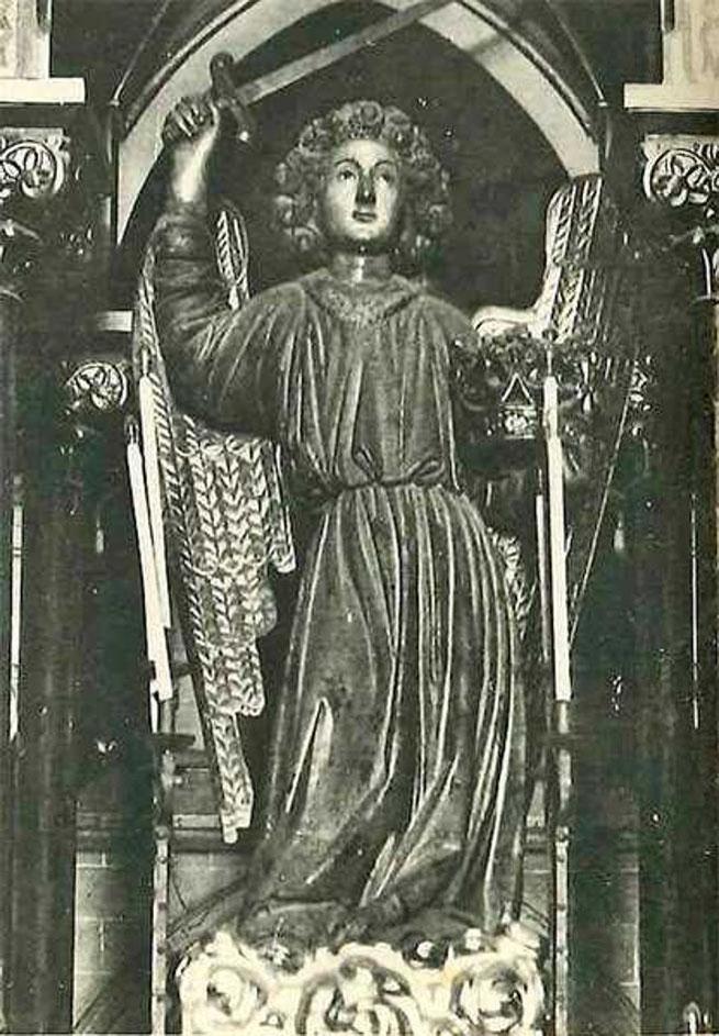 Оригинальный ангел из портала Ангелов