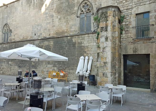 Палач в средневековой Барселоне
