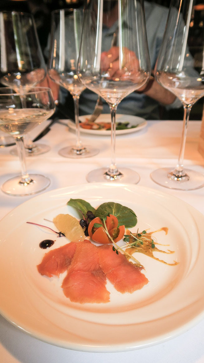 Zurichfoodadvisor - pop up restaurant in Zurich von Michael dünner namens The plate edge, 2018, gourmet, fine food