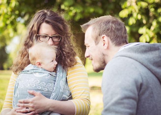 natürliche authentische Babybilder Saarland