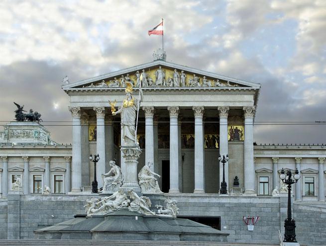 Österreichisches Parlament
