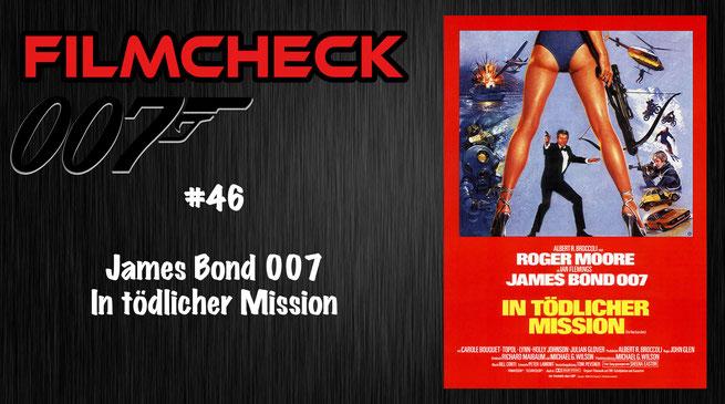 James Bond 007: In tödlicher Mission Kritik/Review #46