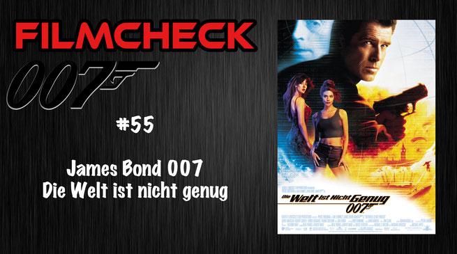 James Bond 007: Die Welt ist nicht genug Kritik/Review #55