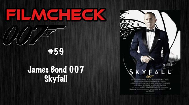 James Bond 007: Skyfall Kritik/Review #59