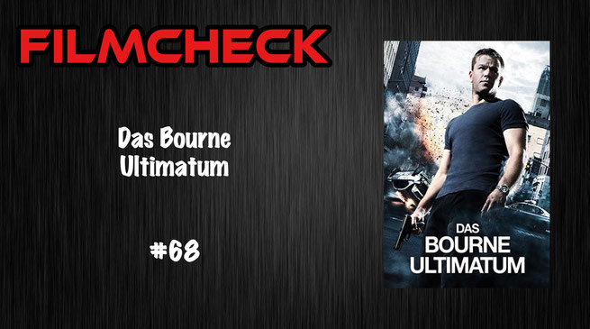 Das Bourne Ultimatum Kritik/Review #68