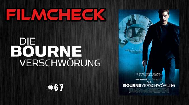 Die Bourne Verschwörung Kritik/Review #67