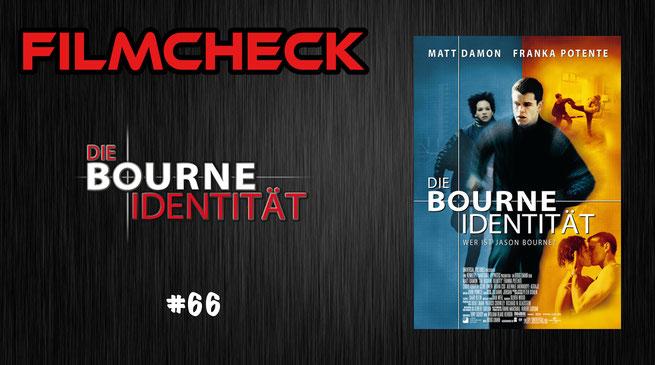 Die Bourne Identität Kritik/Review #66