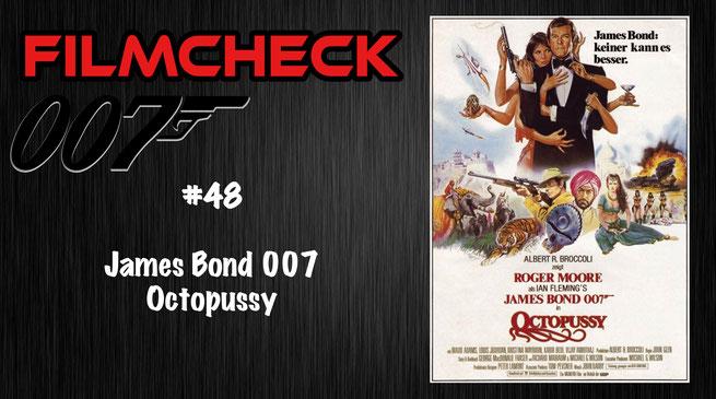 James Bond 007: Octopussy Kritik/Review #48