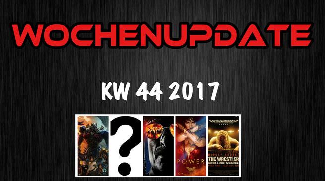 Wochenupdate KW 44 2017