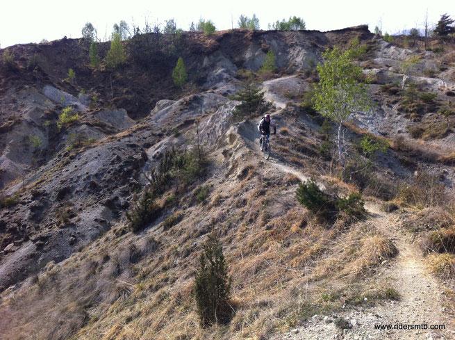 Monti Pelati e le sue dune