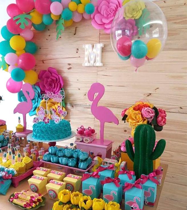 decoracion fiesta flamenco
