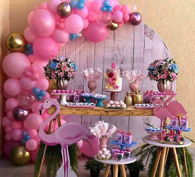 cumpleaños fiesta flamenco