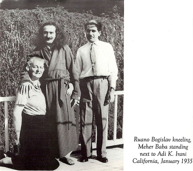 Lord Meher ; Bhau Kalchuri -  p1936