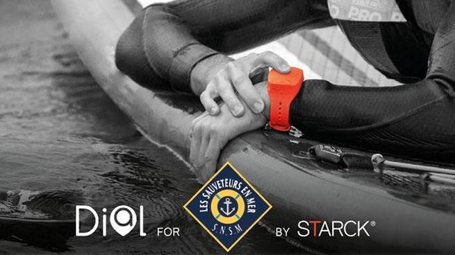 Dispositif Individuel d'Alerte et de Localisation : 119€ sur www.laboutique.snsm.org